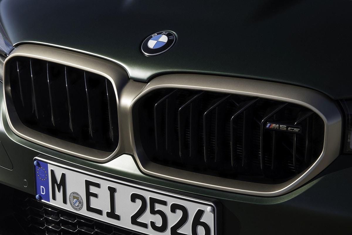 BMW M5 CS Niere