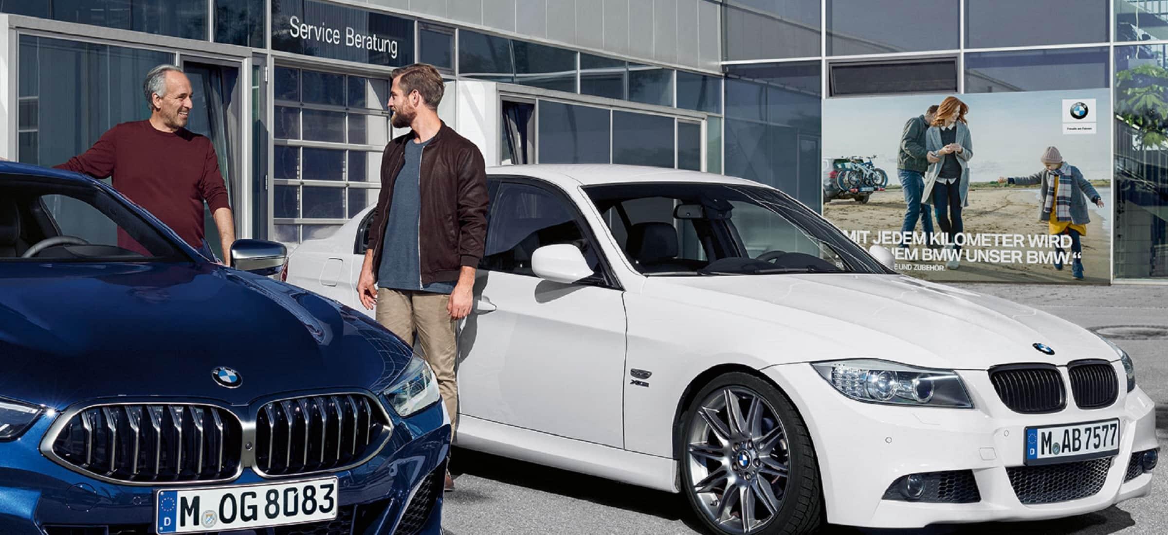 BMW Service 5+