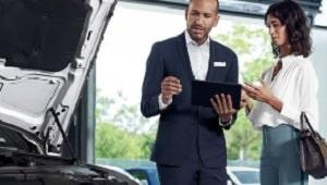 BMW Fahrzeug-Check