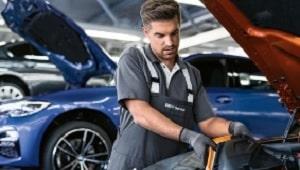 BMW Service Wartung und Verschleiß