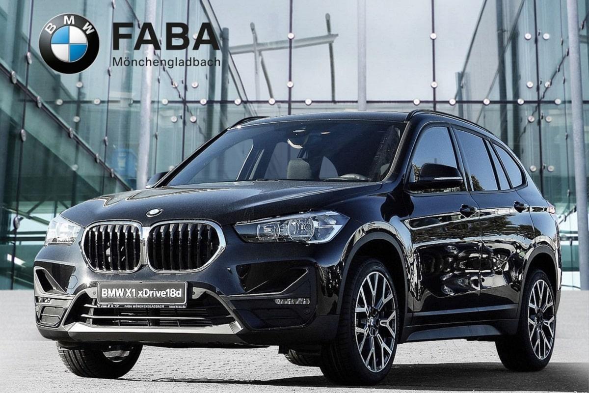 BMW X1 3M51380