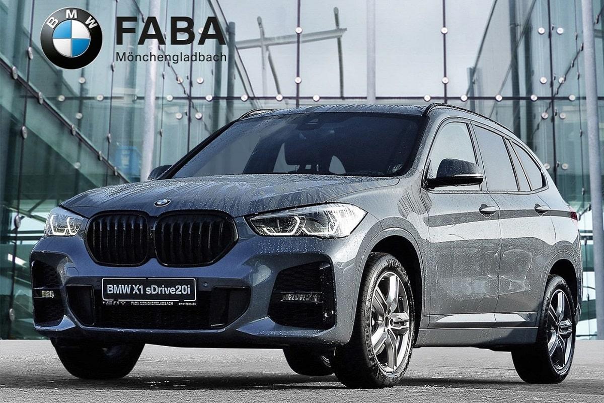 BMW X1 3M92474