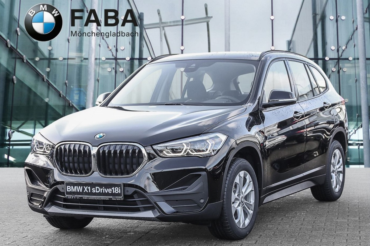 BMW X1 5T02588