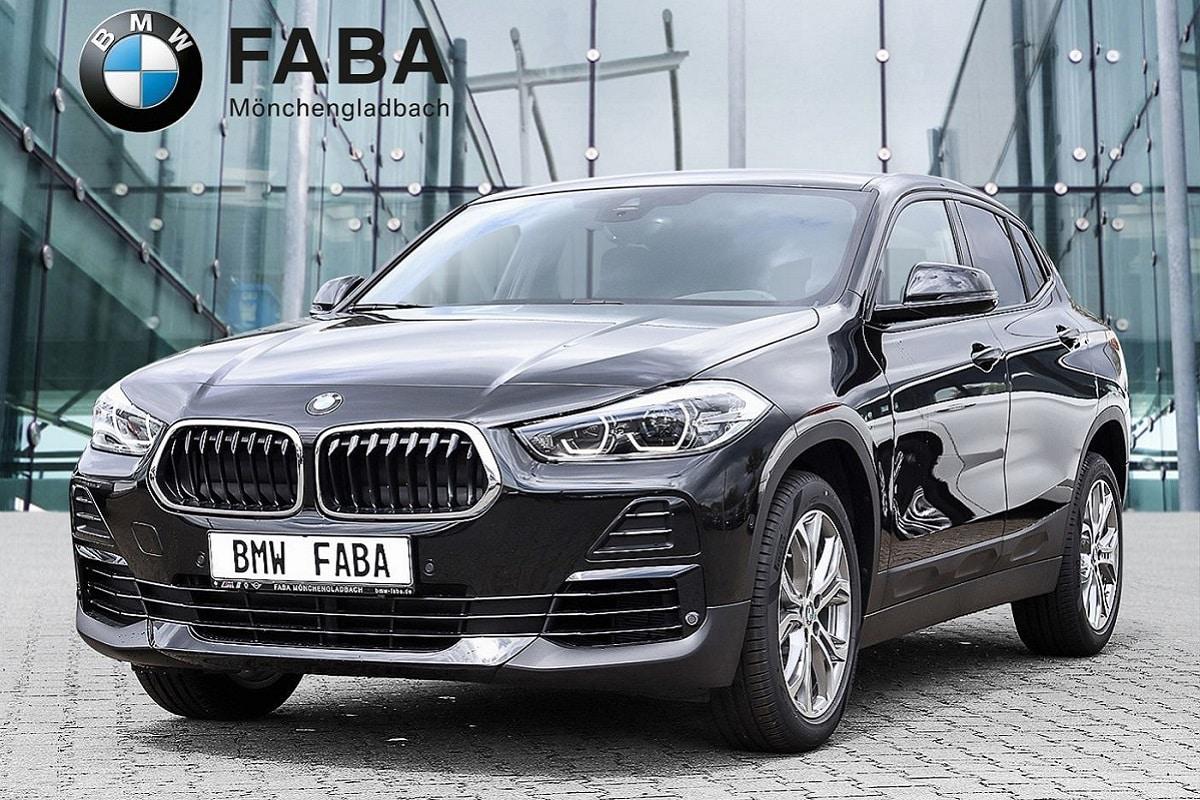 BMW X2 5T33869