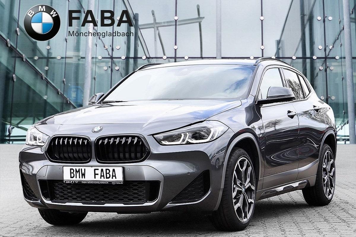 BMW X2 5T33885
