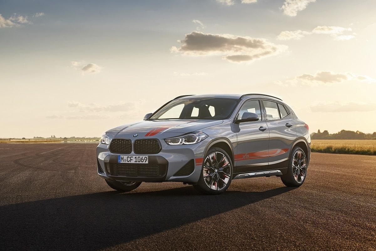 BMW X2 M Mesh Edition Frontansicht