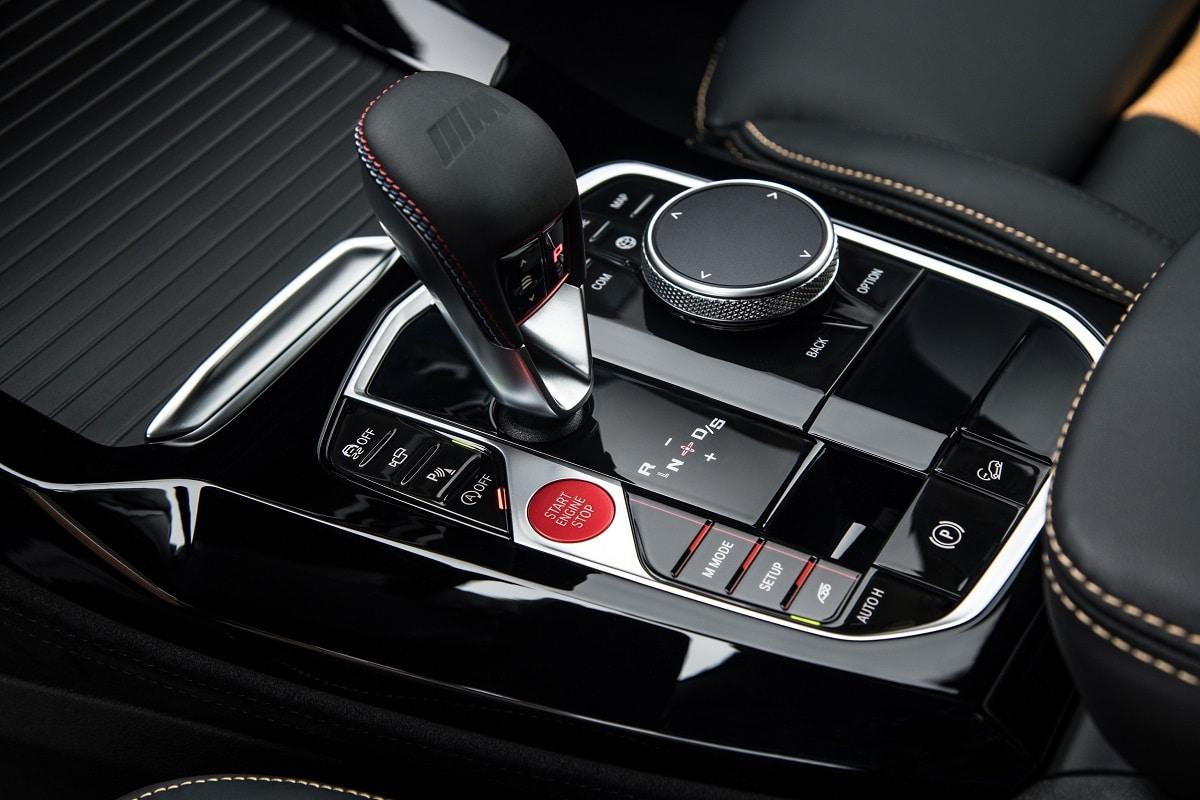 BMW X3M Competition Automatik