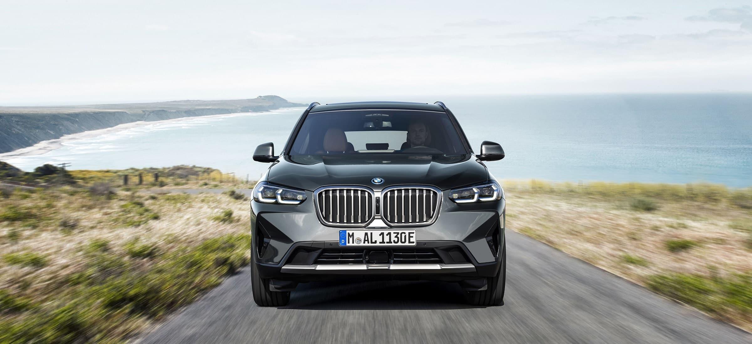 BMW X3 xDrive30e LCI Footer
