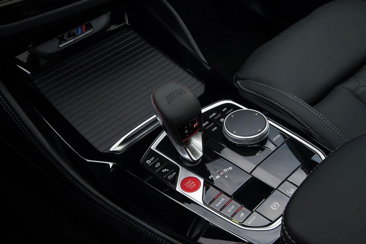 BMW X4M Competition Automatik