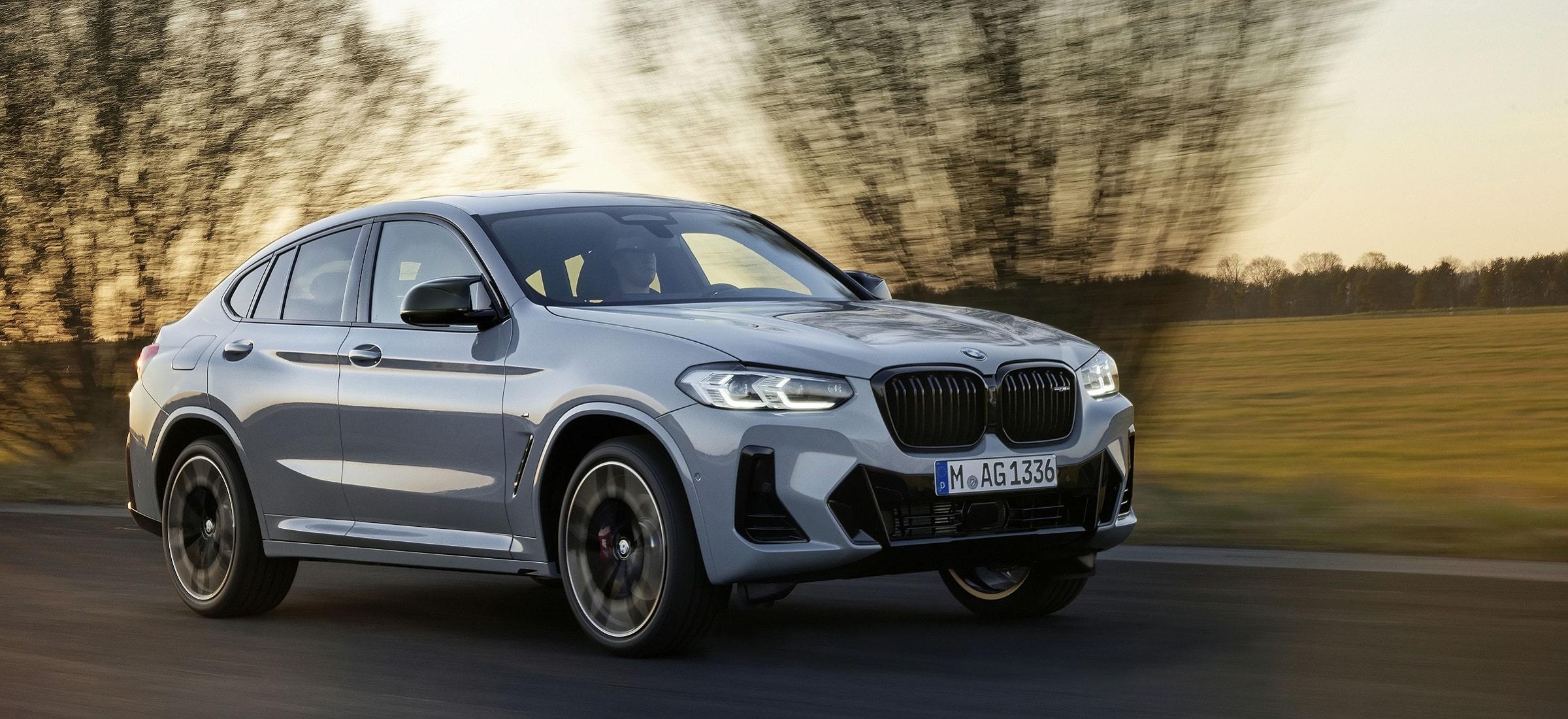 BMW X4 LCI Modell