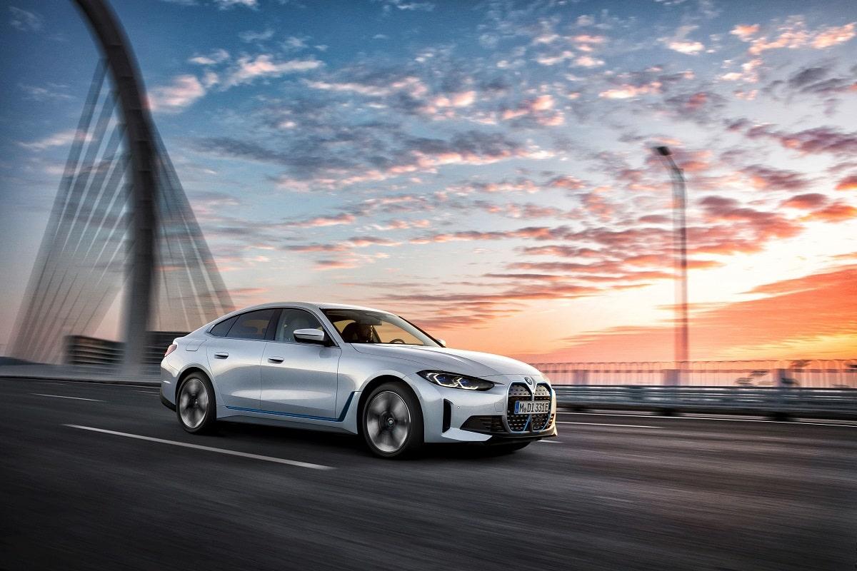 BMW i4 Scheinwerfer