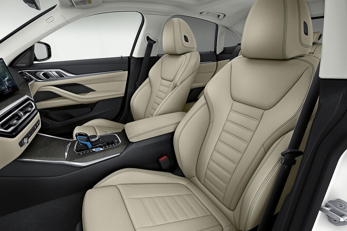 BMW i4 Sitze