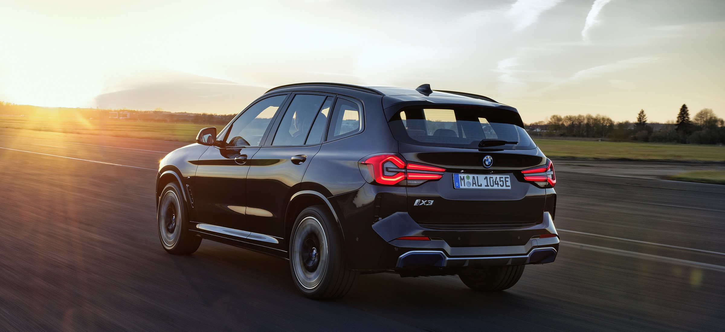BMW iX3 LCI Footer