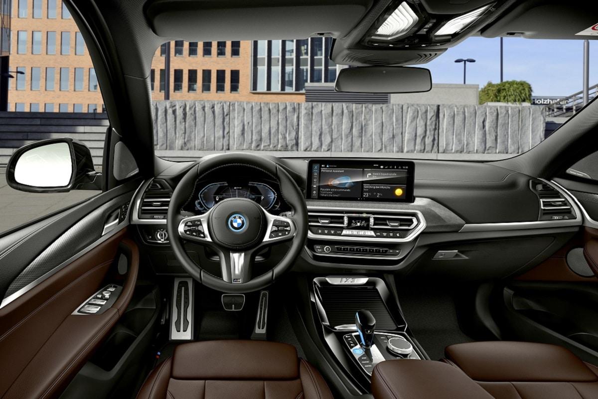 BMW iX3 LCI Interieur