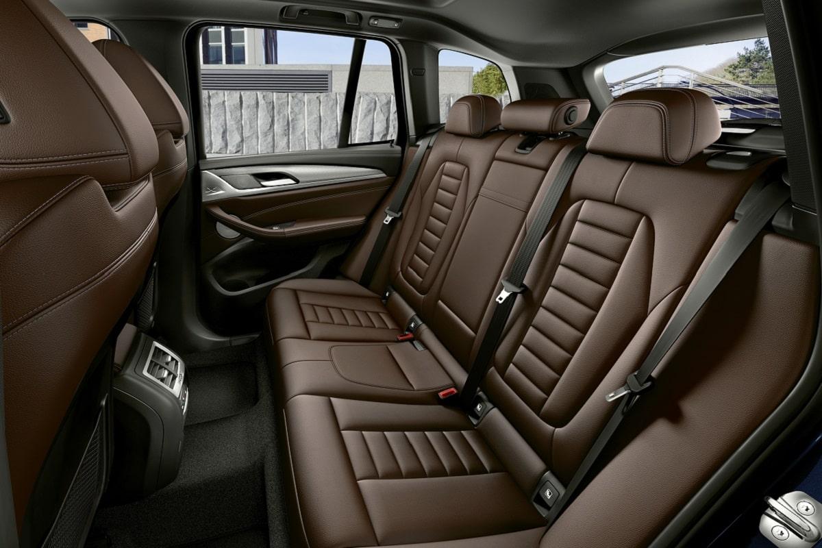 BMW iX3 LCI Sitze