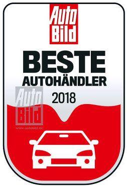 Auszeichnung: Beste Autohändler 2018