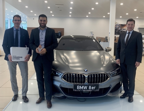 BMW Bank Champion 2019