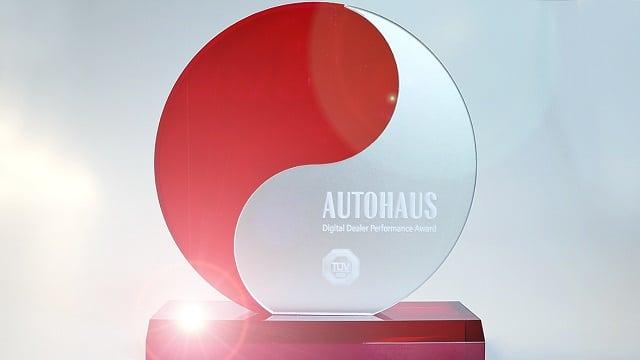 Digital Dealer Performance Award Auszeichnung