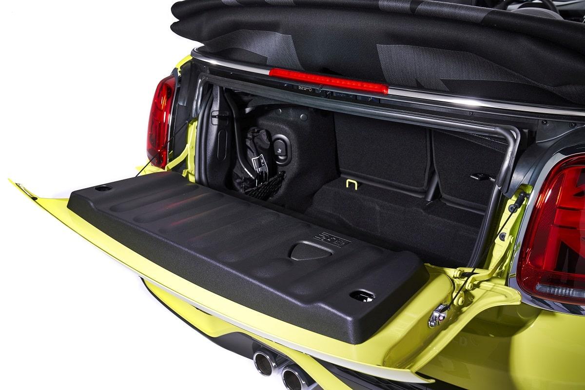 MINI Cabrio Kofferraum