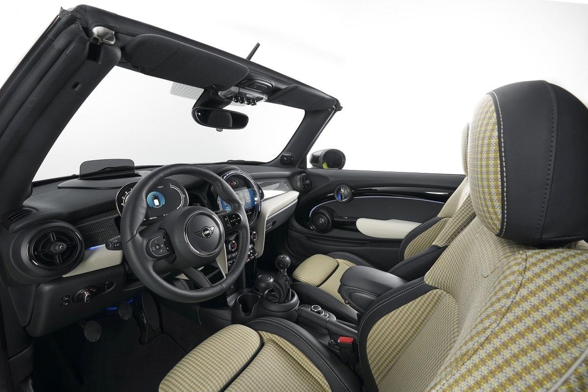 MINI Cabrio Sitze