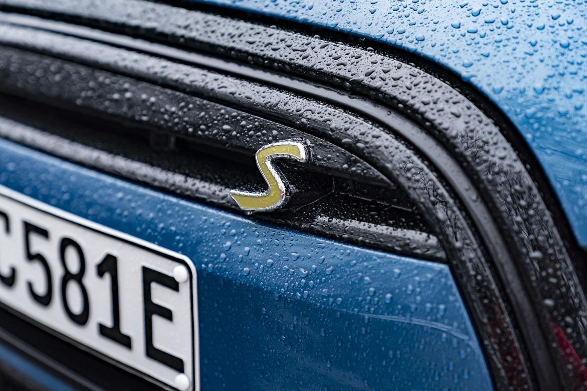 MINI Cooper SE LCI kennzeichen