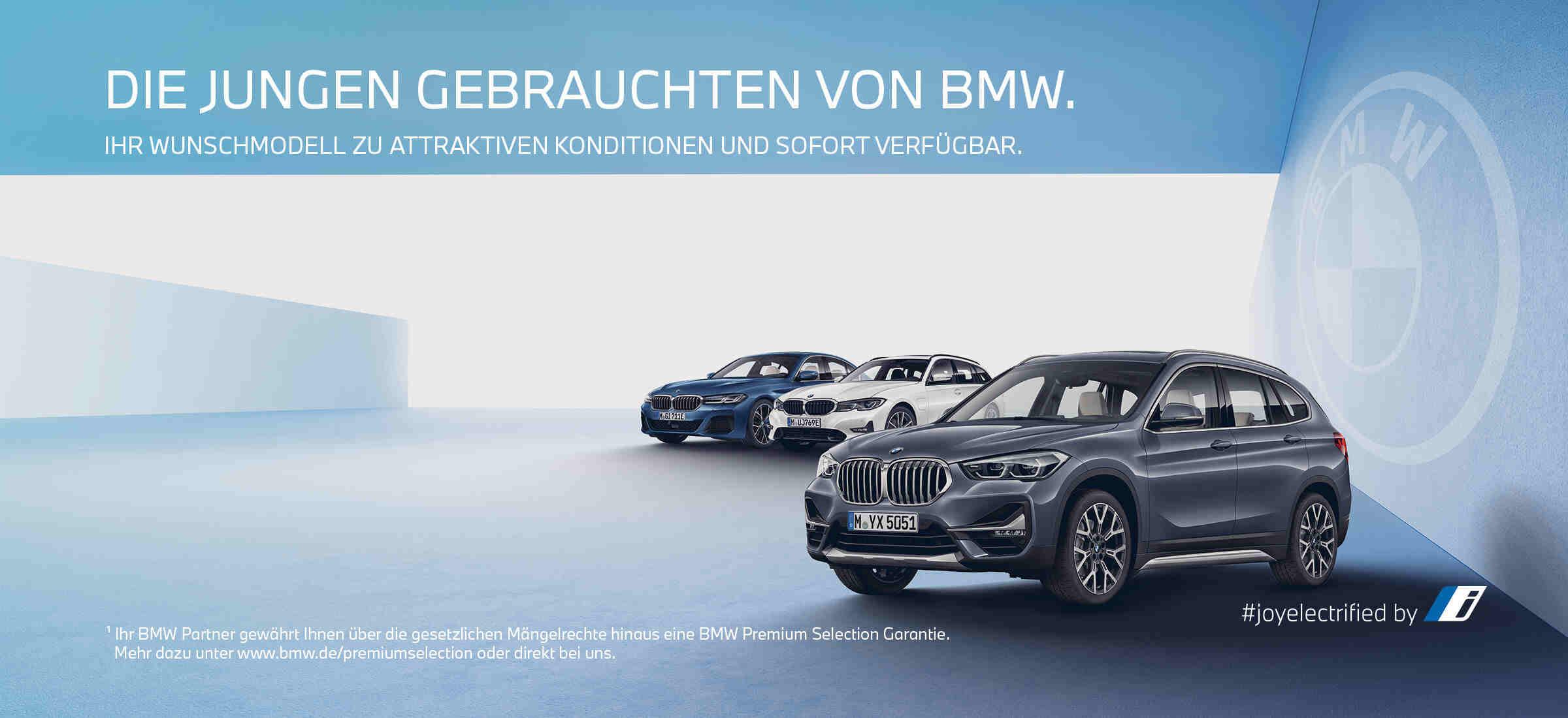 BMW JGA