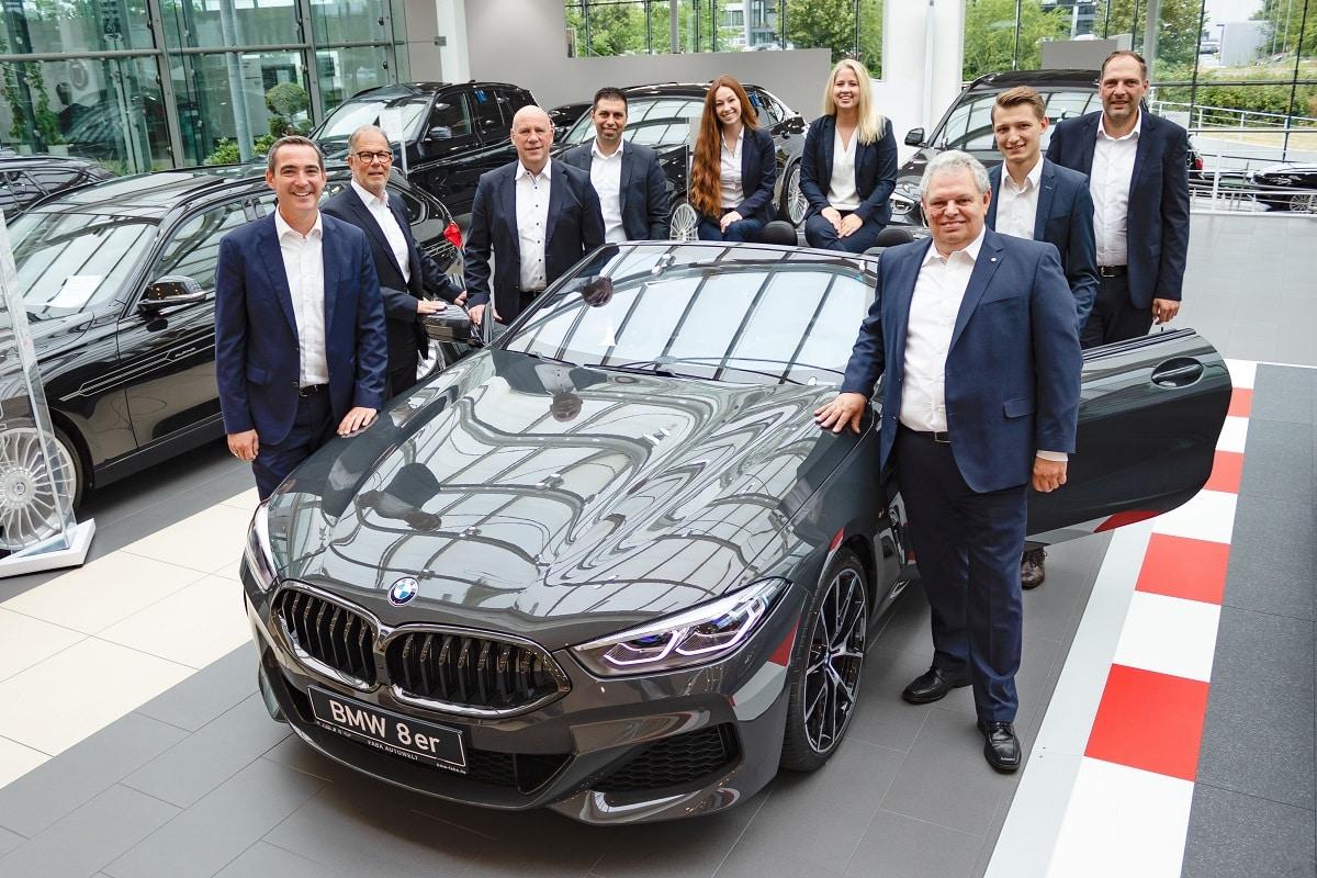 Faba Team Verkauf Neuwagen BMW