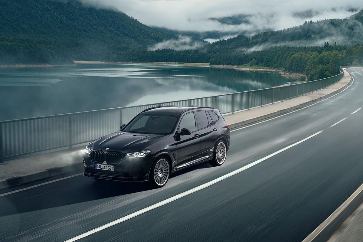 BMW Alpina XD3 und XD4 see