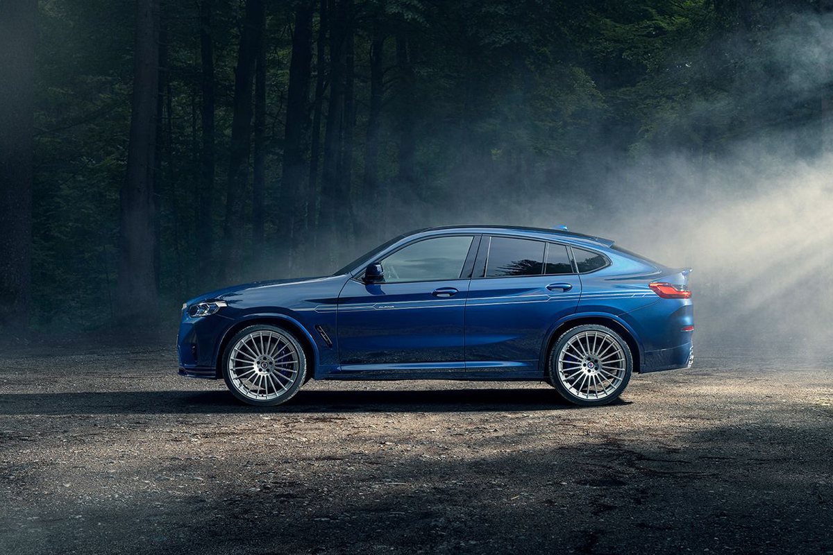 BMW Alpina XD3 und XD4