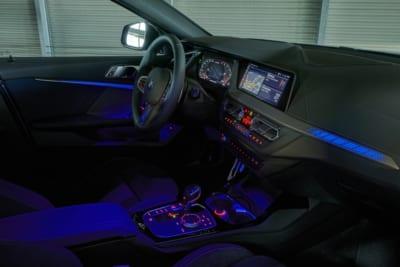 Ambientebeleuchtung im BMW M135i