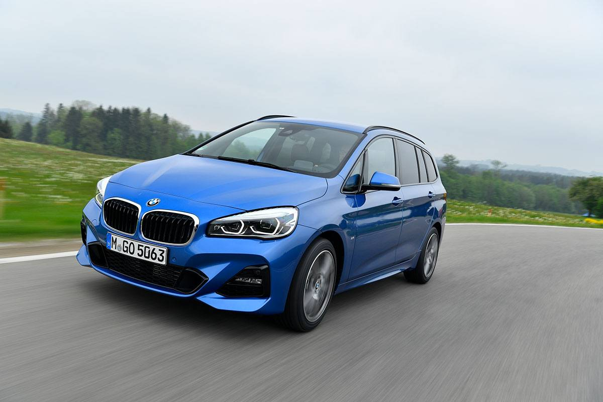 Leasing-Angebot BMW 2er Gran Tourer