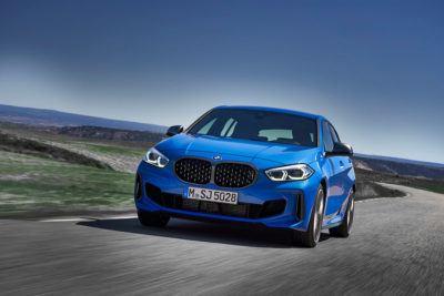 BMW 1er - Front