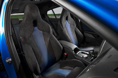 BMW 1er - Sportsitze