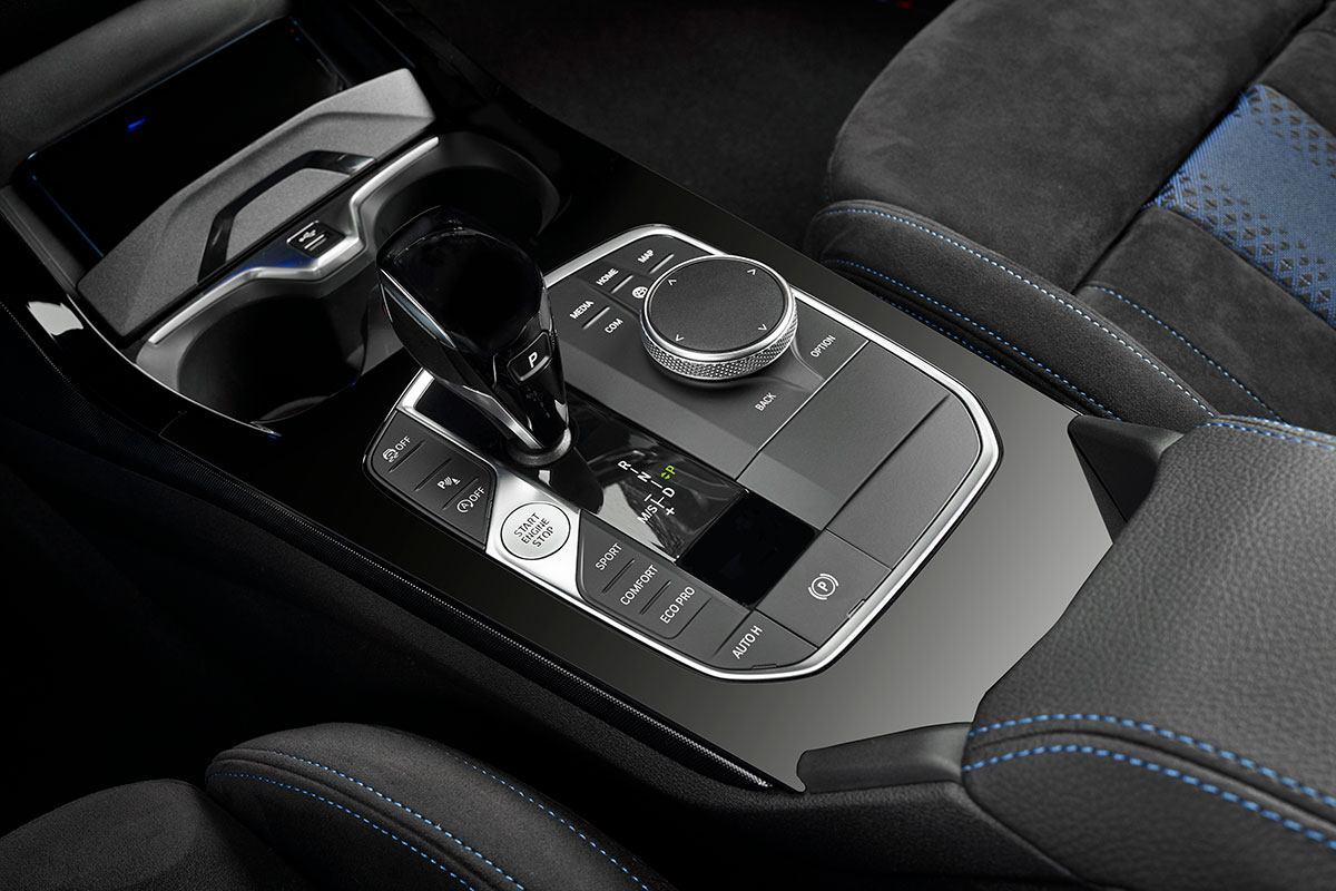 BMW 1er - Interior-Details
