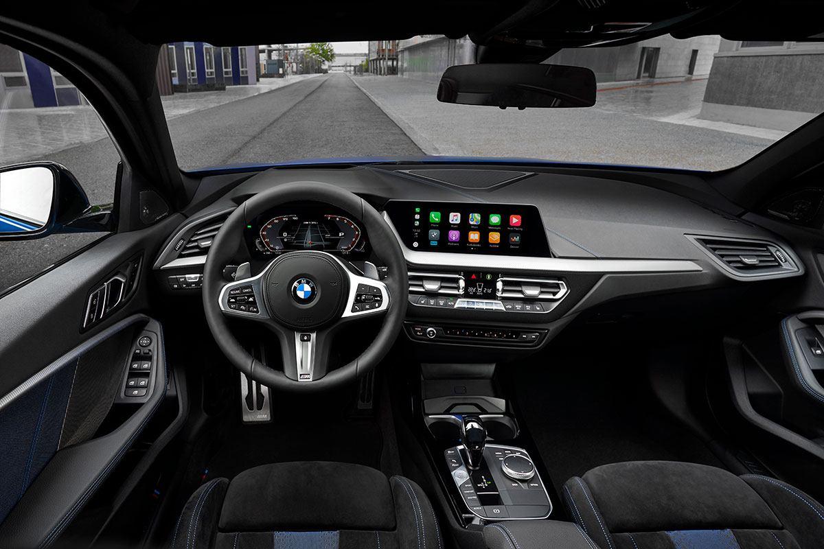 BMW 1er - Innenraum