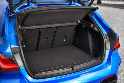 BMW 1er - Kofferraum