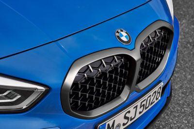 BMW 1er - Front mit Nieren