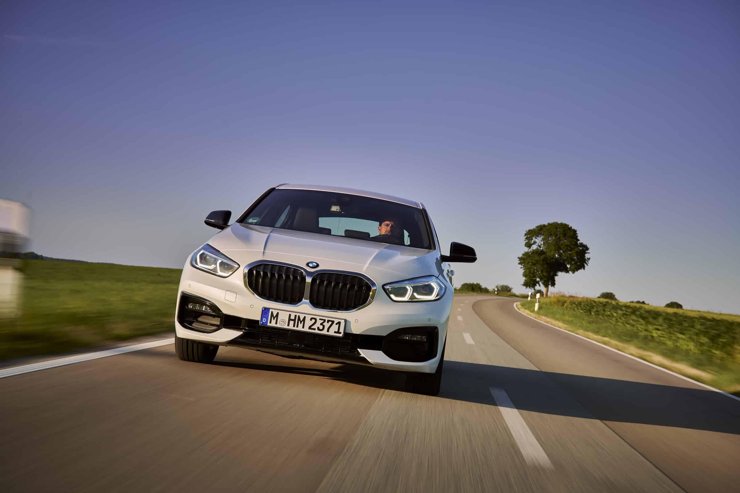 BMW 1er Front