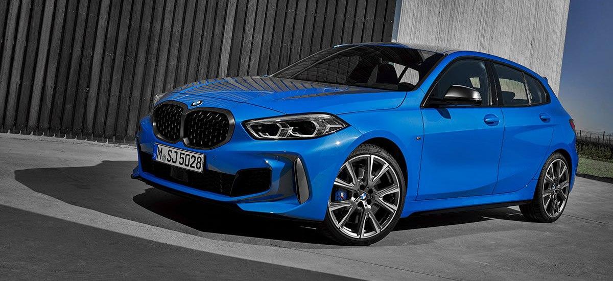 BMW 1er. The 1.