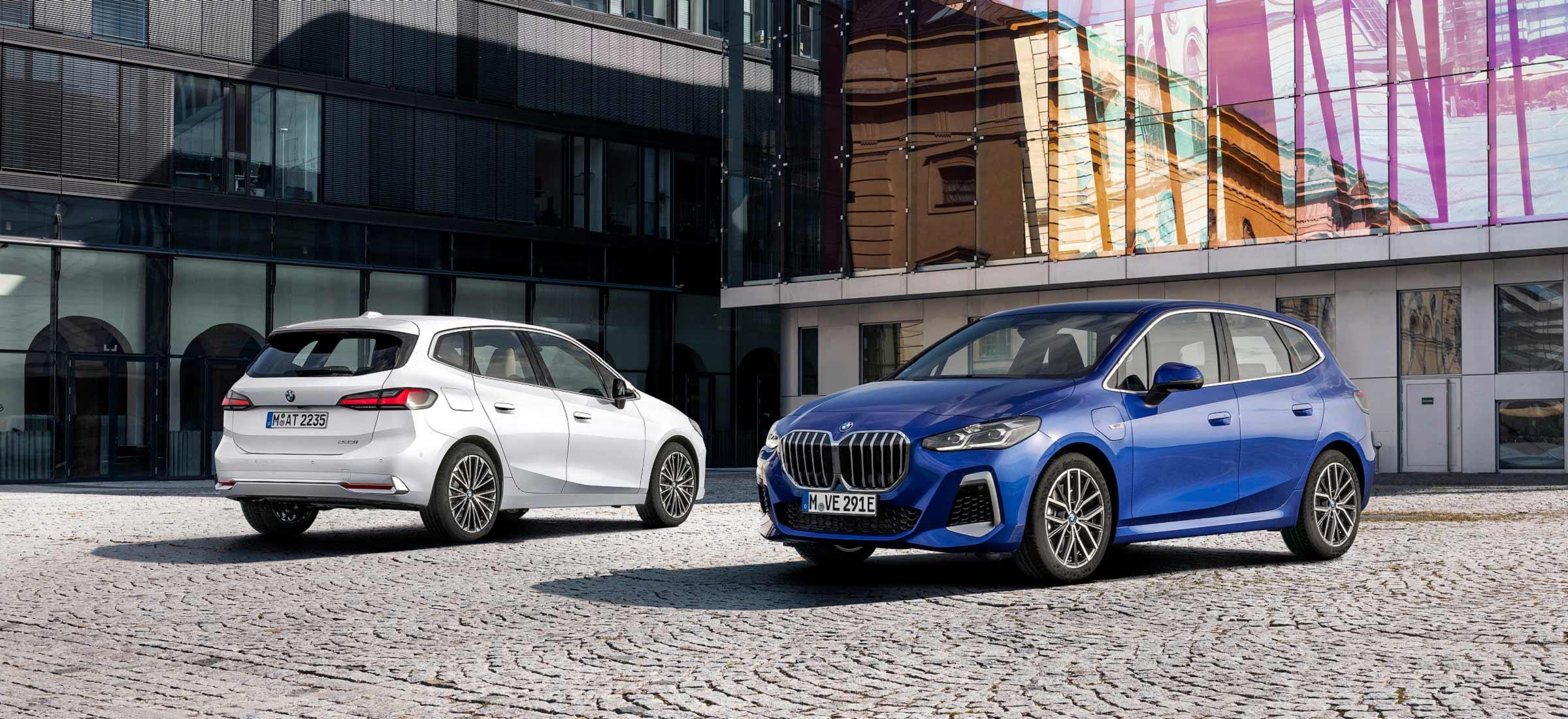 BMW 2er Active Tourer Facelift 2021