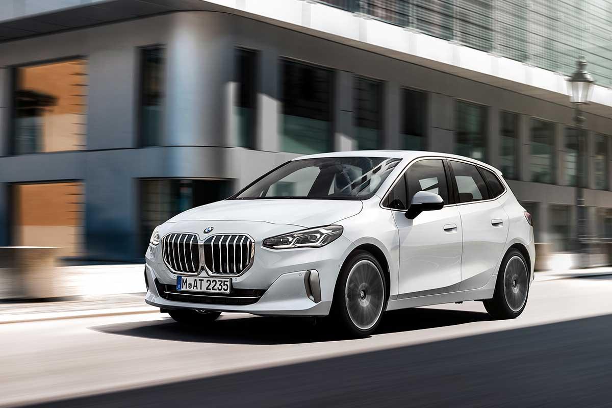 BMW 2er Active Tourer - Leasingangebot