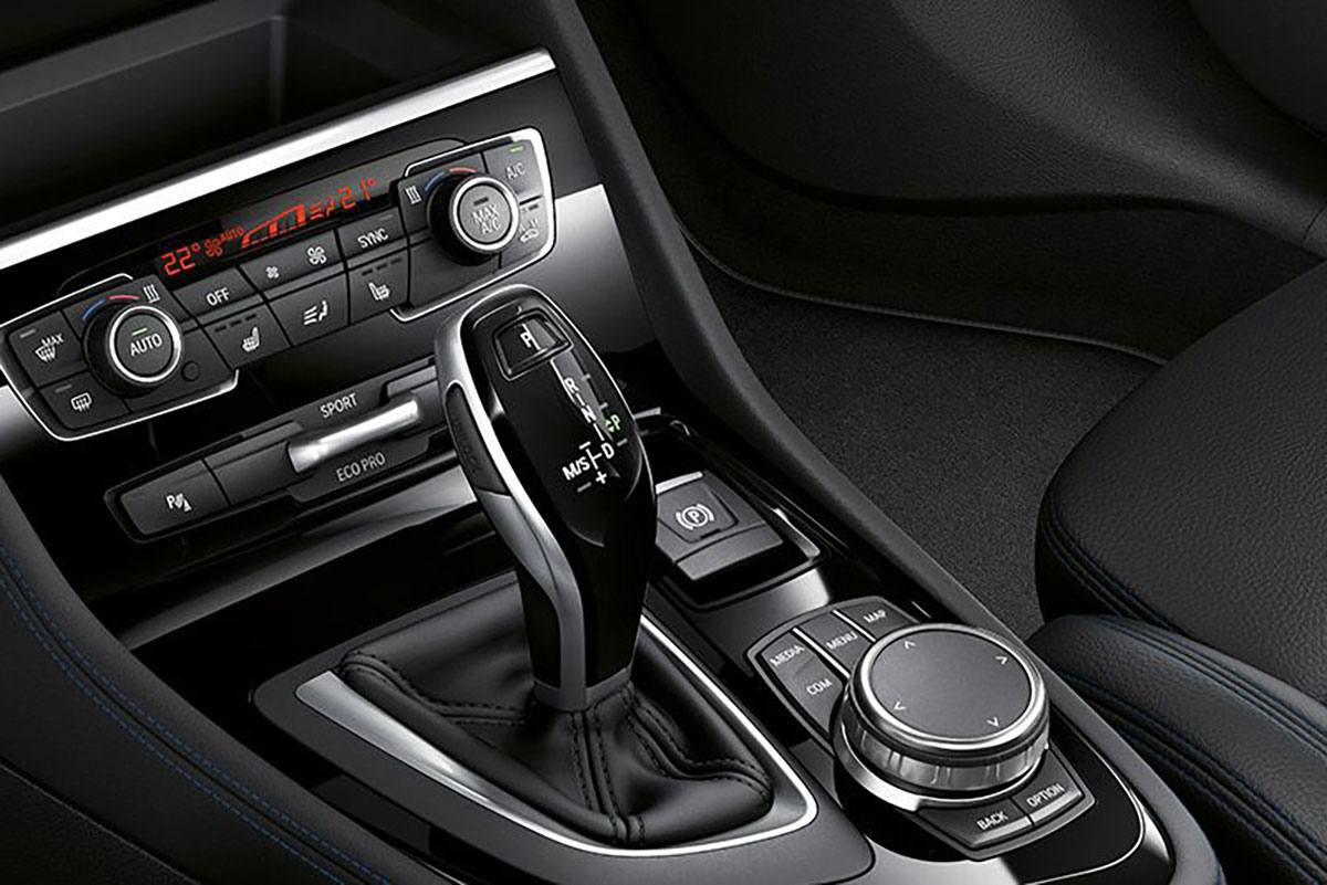 BMW 2er Gran Tourer - Interior-Details