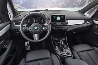 BMW 2er Gran Tourer Innenraum