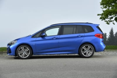 BMW 2er Gran Tourer Silhouette