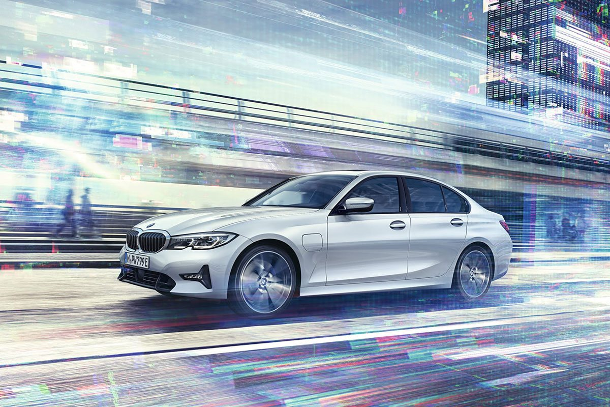 BMW 3er Limousine Hybrid