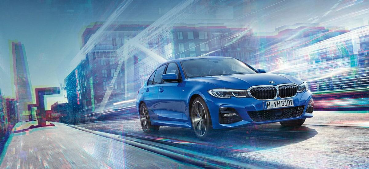BMW - The 3 zu attraktiven Konditionen