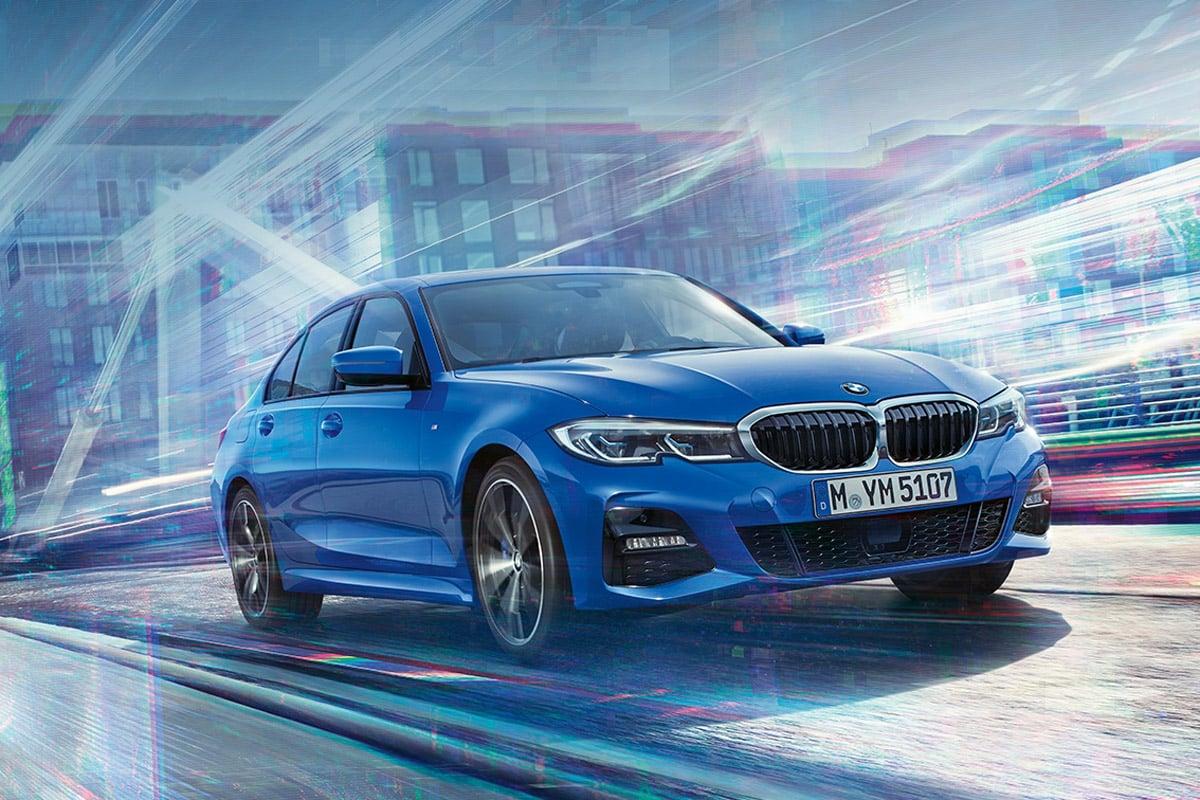 BMW 3er Limousine Leasingangebot