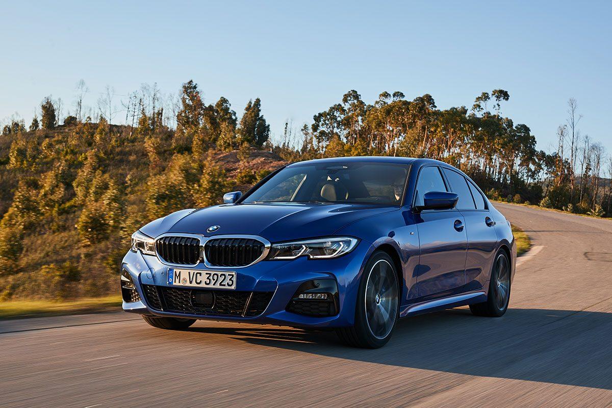 BMW 3er Limousine Leasing-Angebot