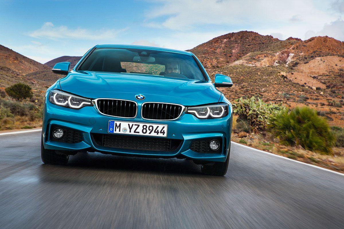 Front BMW 4er Coupé