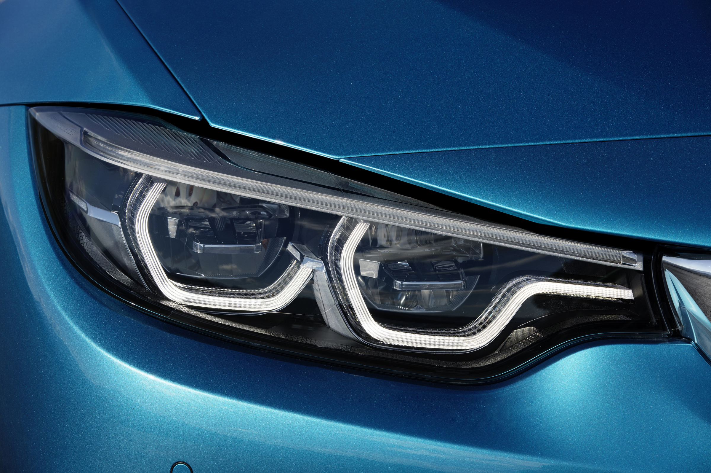 BMW 4er Coupé Details